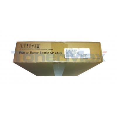 RICOH AFICIO SP C430 WASTE TONER BOTTLE